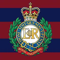 For all your offically licensed Armed Forces clothing and gifts! Covering Army, RAF and Navy! Royal Engineers, British Army, Armed Forces, Porsche Logo, Ww2, Army Badges, Charity, Engineering, Military