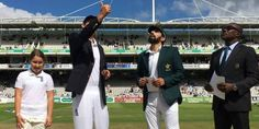 #2ndTest: #England wins toss, decides to bat first against #Pakistan