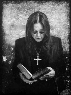 Ozzy Osbourne - the Prince of Darkness !