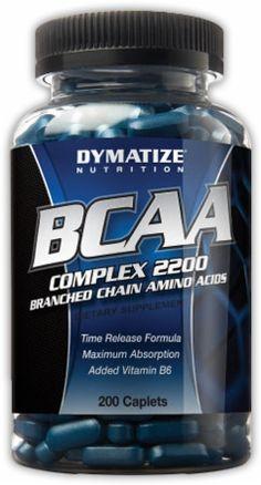 Dymatize Nutrition BCAA Complex