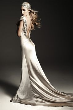 STUNNING  Johanna Johnson wedding dress