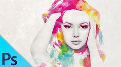 In this quick tutorial, I'll show you how to create this watercolor portrait effect in photoshop. Visit our website: http://www.graphicsgeeks.net Watch our p...