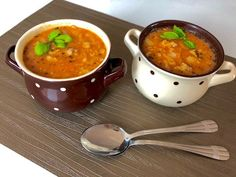 Zupa bolońska - Blog z apetytem Food Design, Cheeseburger Chowder, Stew, Food And Drink, Cooking Recipes, Pudding, Dinner, Healthy, Ethnic Recipes