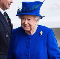 Her Majesty at the dedication service of Iraq, Afghanistan memorial. Horse Guards Parade, London 9 March 2017