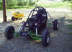 Go Kart Buggy, Off Road Buggy, Drift Go Kart, Kart Cross, Build A Go Kart, Go Kart Plans, Beach Buggy, Karting, Concept Cars