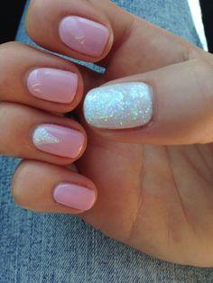 Bio sculpture nails. Nails by Karley