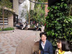 Tok'yall: Random Tokyo Vertical Green Wall, Living Walls, Green Walls, Tokyo, Gardening, Entertaining, Random, Ideas, Tokyo Japan