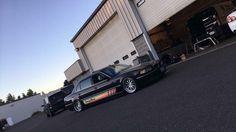 BMW E38 Black