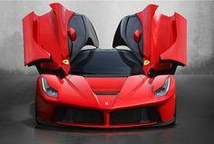 LaFerrari Ferrari's new 950bhp flagship revealed