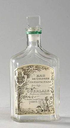 Eau de Cologne Hégémonienne by Guerlain.