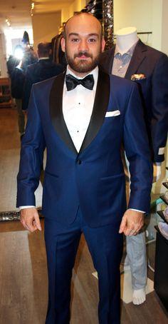 This incredible tuxe