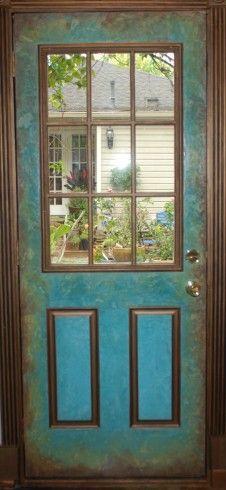 Faux Finish Dallas | Venetian Plaster | Interior Faux Dallas - Exteriors, Floors, Doors