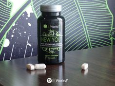 End your Saturday night with 2, start your Sunday with 1, and you're on your way to a New You!