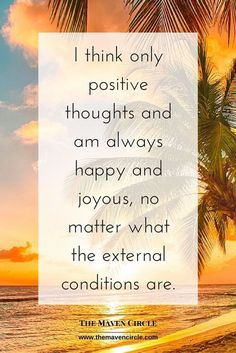 The 30-Day Positive Affirmation Challenge That Will Change Your Life - The Maven Circle