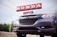 If driving past this sign doesn't communicate that your Honda HR-V is the right car for you, then we're not sure what will.