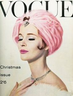 Christmas in pink...