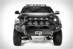 Devolro vehicles are made just for you and built at your specifications, their Toyota Tundra Devolro custom vehicle is equipped with some powerful ingredients that make it the perfect vehicle for a tough off-road drive. Devolcro gave this Toyota Tund