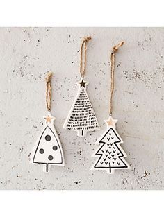 DIY air dry clay decorations