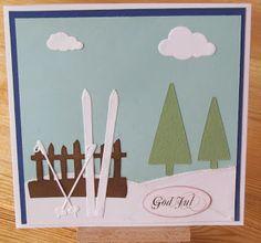 Ruth's lille blog: De sidste julekort