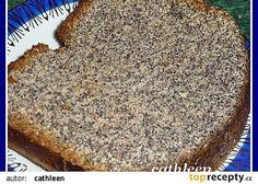 Makovec v domácí pekárně recept - TopRecepty.cz Tiramisu, Banana Bread, Ethnic Recipes, Desserts, Poppy, Tailgate Desserts, Deserts, Postres, Dessert