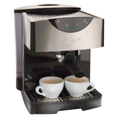 Mr. Coffee Pump Espresso Maker - Black $75.09