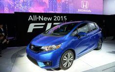 2015 Honda FIT engine