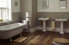 Lambrisering In Badkamer : Beste afbeeldingen van lambrisering badkamer wc washroom