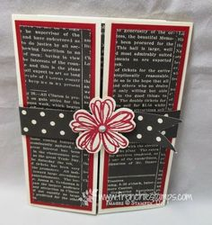 Stamp & Scrap with Frenchie: Shutter Opening and closing for cards
