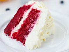 como hacer pastel de red velvet | ActitudFEM