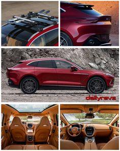 2021 Aston Martin DBX - HD Pictures, Videos, Specs & Informations - Dailyrevs Aston Martin Suv, Aston Martin Interior, Aston Martin Vanquish, Suv Models, Lamborghini Veneno, Luxury Suv, Hd Picture, Auto Service, Cars And Motorcycles