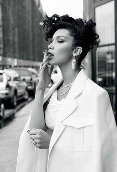 """""""Ciao Bella!"""" Bella Hadid for Vogue Turkey May 2016"""