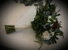 Bakers Ranch Wedding flowers by Tropical Interiors Florist