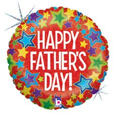 """Happy Father/'s Day 18/"""" Balloon Birthday Party Decorations #1 Dad Grill"""