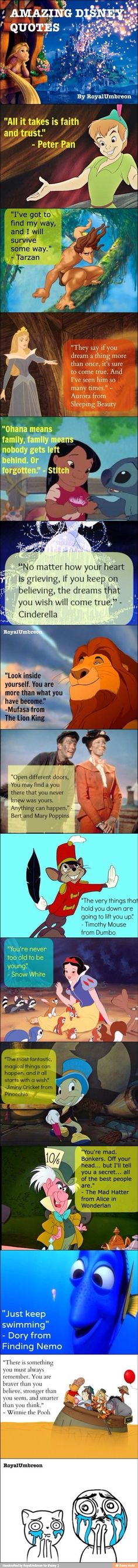 Disney quotes                                                                                                                                                                                 More