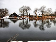 Dutch winter scenery  by paganlive