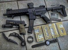 I like this idea of the year wrote out with bullets! Weapons Guns, Guns And Ammo, Ar Pistol, Military Guns, Fire Powers, Tactical Gear, Tactical Survival, Tactical Knives, Assault Rifle