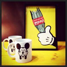 Rebel Mickey