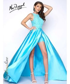 6426c66dd2 Mac Duggal 62715M Spring 2017 Prom Collection dress. Pageant Gowns