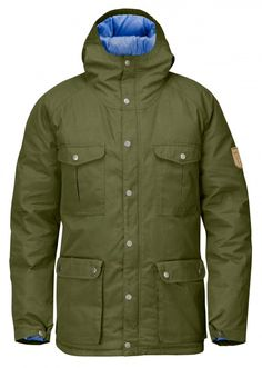 Greenland Down Jacket fjalraven