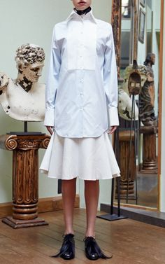 Ellery Fall/Winter 2014 Trunkshow Look 14 on Moda Operandi