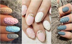 Wyróżniające się paznokcie sweterkowe. Spróbu