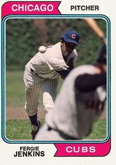 Cards That Never Were: A Remake of the 1974 Topps Fergie Jenkins