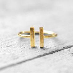 Stacking Ringe und Accessoires aus goldfilled, Sterling Silver und Edelsteinen