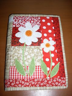 Second Hand Red Carpet Runner Info: 5087713302 Notebook Covers, Binder Covers, Journal Covers, Fabric Book Covers, Diary Covers, Book Binder, Small Sewing Projects, Stitch Book, Fabric Journals