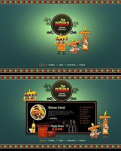 Afbeeldingsresultaat voor homepage website mexican