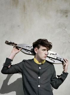 "PATRICK WOLF IN ESTAMBUL.- New disc ""Lupercalia"". On 3th and 4th may in Estambul."