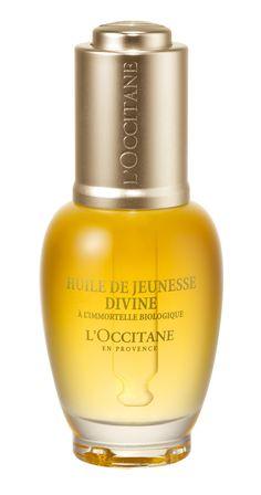 L'Occitane Divine Youth Oil for Fall 2014