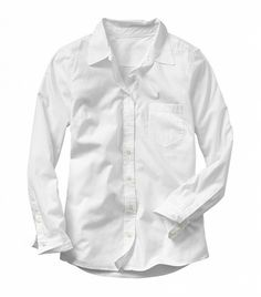 @Who What Wear - Get The Look:  Gap Tailored Shirt ($30)