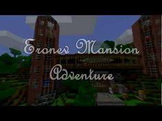 Mansion Adventure Map para Minecraft 1.4.2
