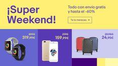 Regresa el Super Weekend a eBay: las 16 mejores ofertas  #tech #oferta #tecnología